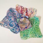 Tamara Schultz Painted Fusible Card Holder