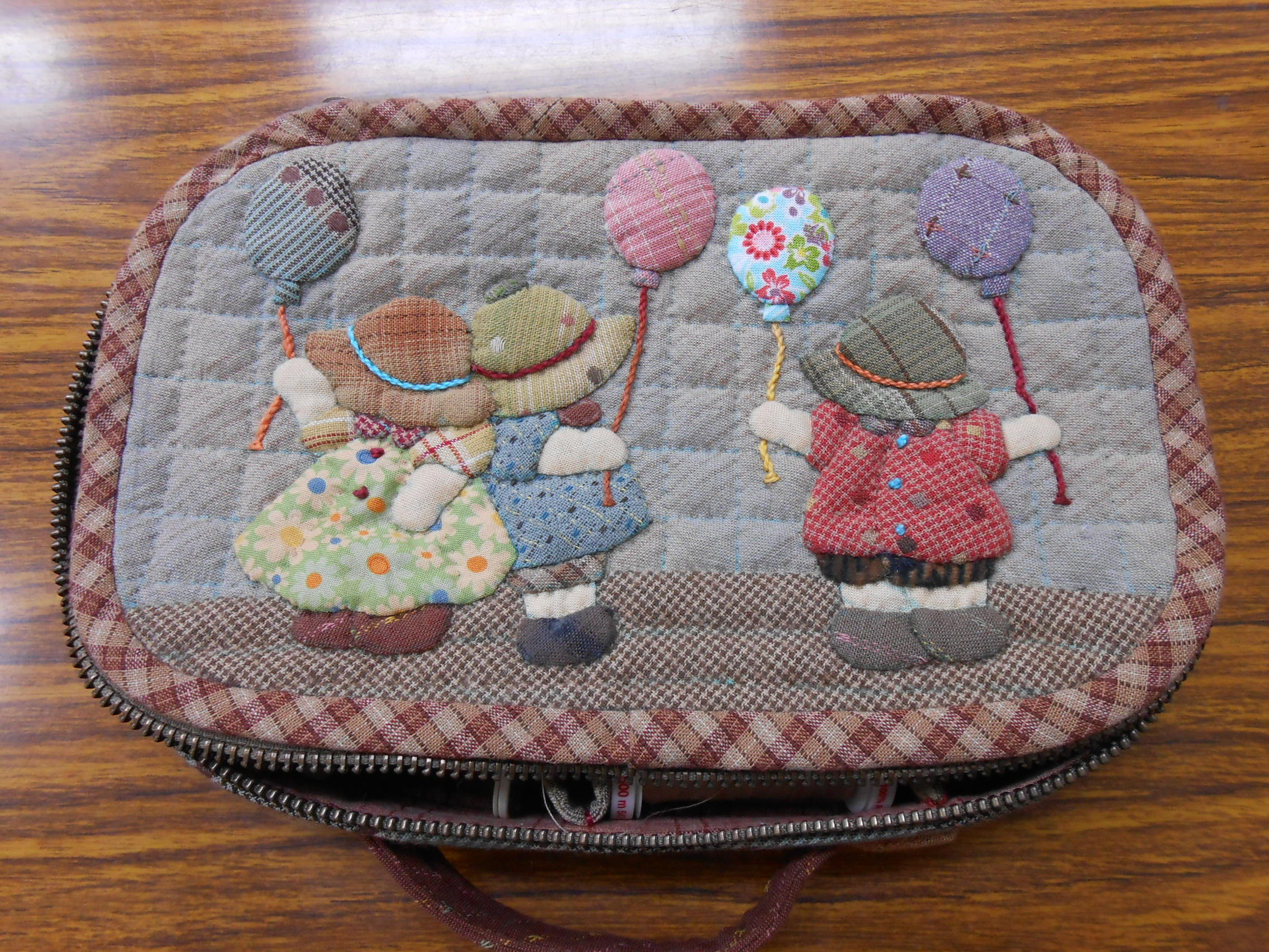 Sewing pouch