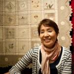 portret Reiko Kato
