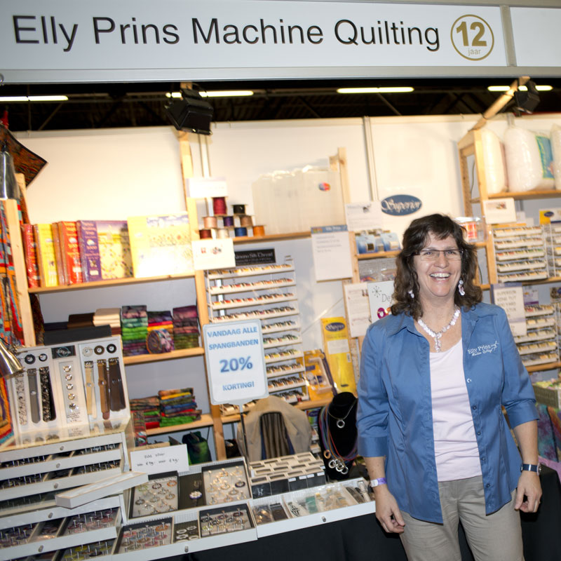 Elly prins quilting