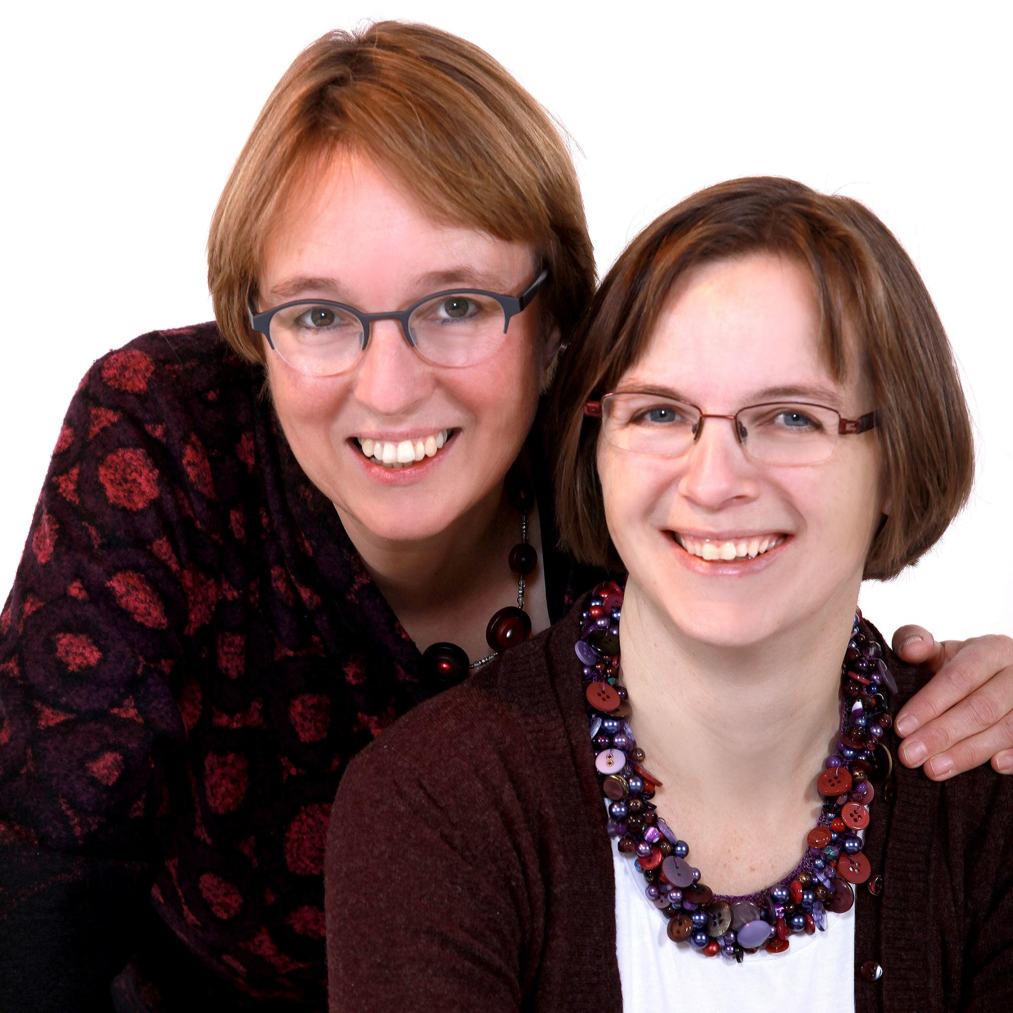 Maaike Bakker en Françoise Maarse