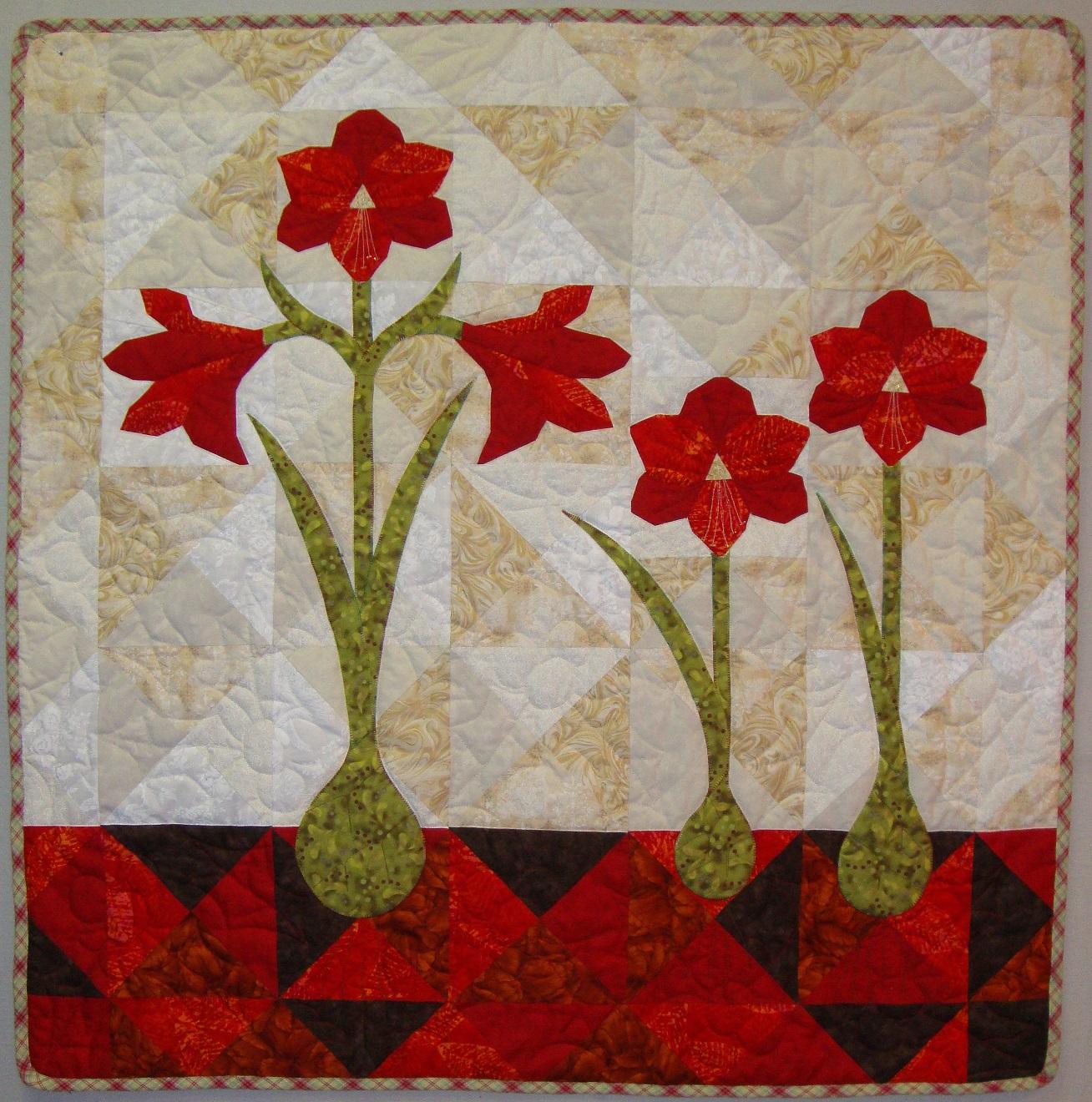 quilt by Maaike Bakker 2012