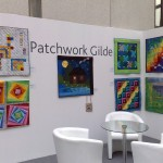 Preview of the exhibition of Patchwork Gilde Deutschland e.V.