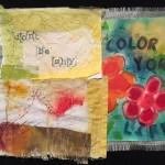 Art Quilt journal 2