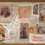 Collage Art Quilting Journal 1