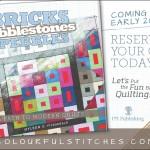 Gyleen X Fitzgerald - Bricks Cobblestone Postcard 1