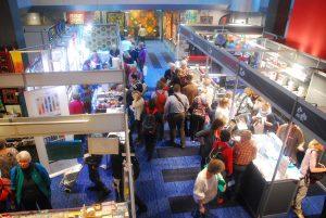 Winkels tijdens Quilt Kampioenschappen