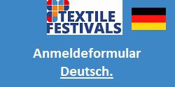 Anmeldeformular Deutsch